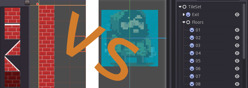 tilemap vs full nodes